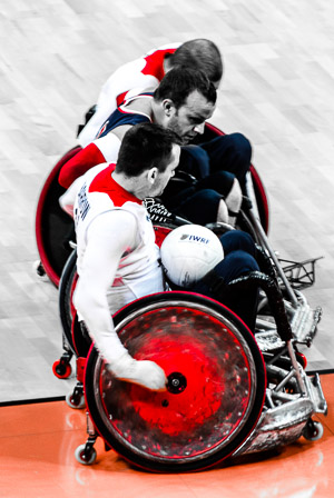 Paralympic Rugby
